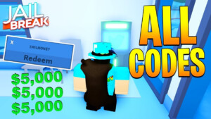 ALL JAILBREAK LATEST CODES IN 2019 Roblox YouTube