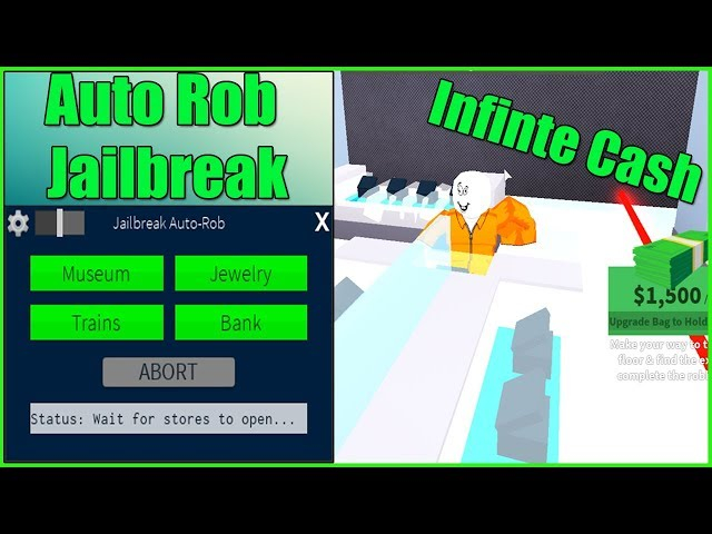 How To Cheat In Roblox Jailbreak Speed Hack Robux Codes Easy
