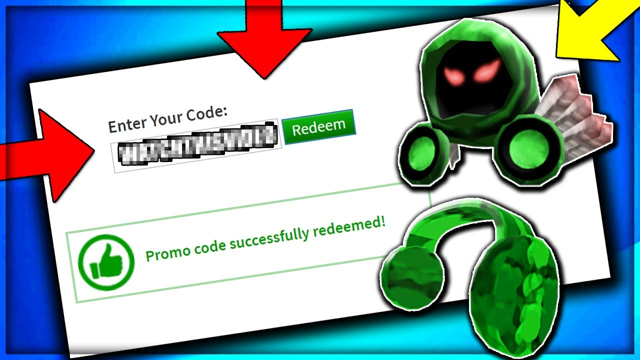 MAY ALL WORKING PROMO CODES ON ROBLOX 2019 ROBLOX PROMO