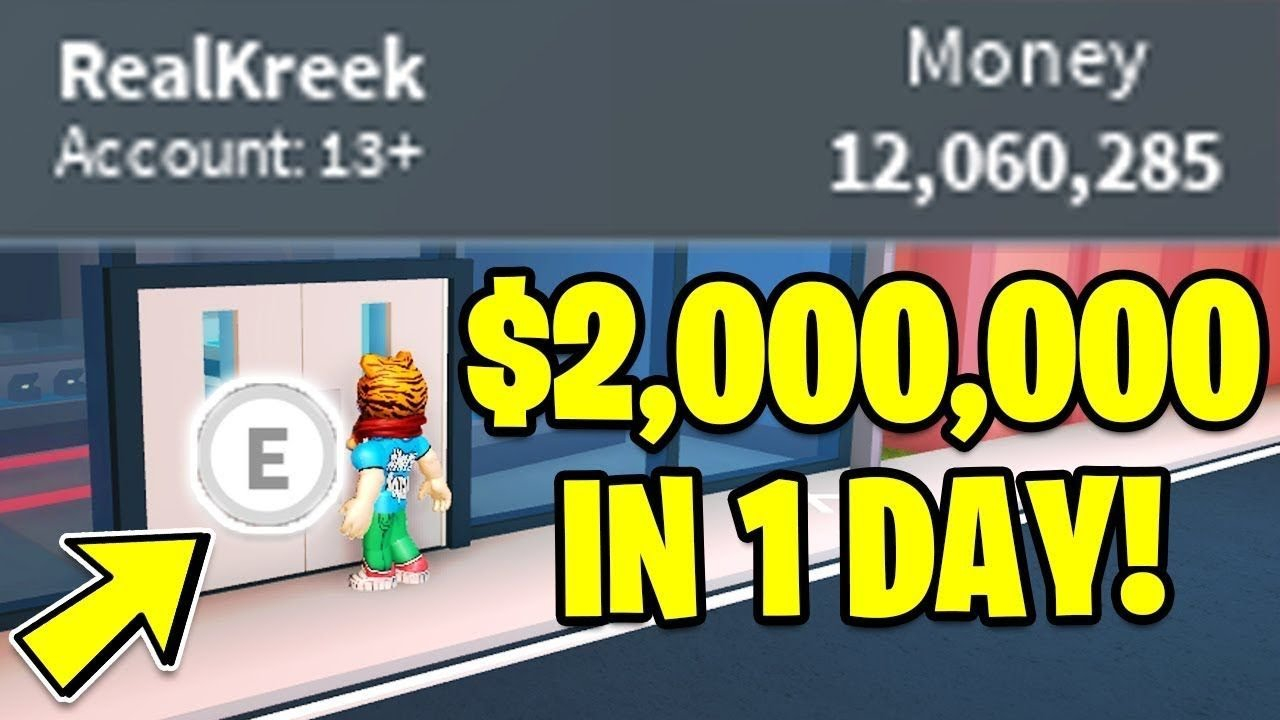 New JAILBREAK HOW TO GET FREE MONEY ON Working 2020